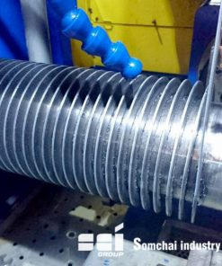 Finned Tube Welding
